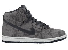 Nike SB Dunk High – Neutral Grey / Anthracite