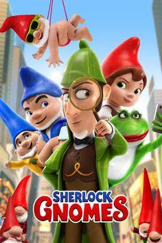 Sherlock Gnomes FULL MOVIE Watch Online Free Download