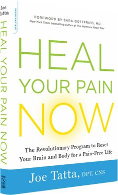 Heal your Pain Dr Joe Tatta