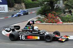 Tom Pryce | Shadow DN5 | Monaco Grand Prix