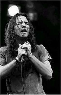 Eddie Vedder .... Cum as you are... in my mouth as a friend All I want is Eddie