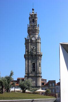 Torre dos Clérigos - Porto - Portugal