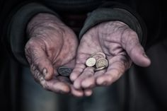 """People in poverty are different than """"the poor."""" Great perspective from Hope International."""
