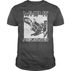 WHIP IT AND PLAY WITH IT