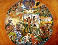 an analysis of huron indian myth For this reason it was decided to attempt an analysis of the myth using numerical taxonomy  the uprooting of the celestial tree is common to all variants in this .