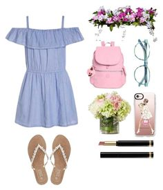 """""""..."""" by jamiekane ❤ liked on Polyvore featuring Abercrombie & Fitch, Improvements, Kipling, Casetify, Gucci, M&Co, Spring, cute, springfashion and Spring2017"""