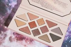 Rose Quartz Crystal Gemstone Palette by Aether Beauty #7