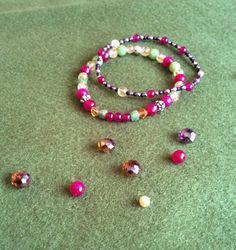 Jade, Agata, swarovski, perfect formula for fashion!