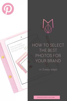 How to select the best photos for your brand - Marcela Macias Photography Best Brand, Business Women, The Selection, Cool Photos, About Me Blog, Good Things, Photography, Photograph, Women In Business