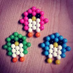 Cute Aquabeads birdies