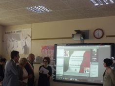 Gli studenti di Montelupo in collegamento con altri alunni del nord Italia e della Sicilia Flat Screen, Tv, Ideas, Tecnologia, Blood Plasma, Television Set, Flatscreen, Thoughts, Dish Display