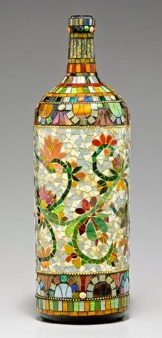 ECOMANIA BLOG: Decorando tus Botellas de Cristal …