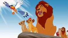 Mufasa, Kion et Kiara Lion King Tree, Lion King Story, Lion King Fan Art, Lion King Series, The Lion King 1994, Anime Lion, Hakuna Matata, Kimba The White Lion, Books