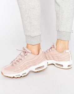 nike air max 95 dusted purple smoke