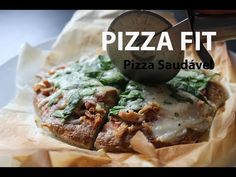 153. Pizza Saudável Com Cascas de Psílio | Psyllium Husks Pizza - YouTube