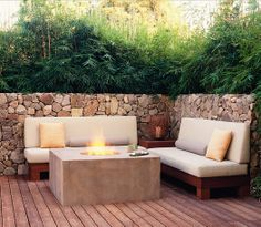 Modern Patios For Small Backyards