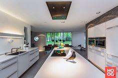 Luxe keuken inspiratie met keukeneiland