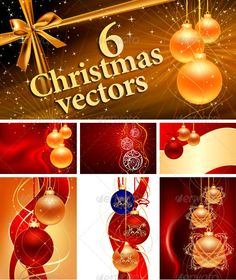 Realistic Graphic DOWNLOAD (.ai, .psd) :: http://sourcecodes.pro/pinterest-itmid-1000133354i.html ... 6 Christmas design ...  background, blue, christmas, christmas ball, christmas card, december, gold, holiday, illustration, knot, merry christmas, red, ribbon, vector, xmas  ... Realistic Photo Graphic Print Obejct Business Web Elements Illustration Design Templates ... DOWNLOAD :: http://sourcecodes.pro/pinterest-itmid-1000133354i.html