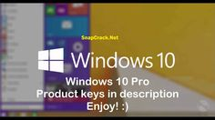Windows 10 Product Key Generator 2015 Full 32/64 Bit Free is latest powerful yet easy to use activator mainly used to activate your desired Windows 10 OS.