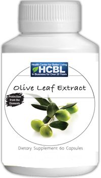 Olive Leaf Extract: supports immune system, energy booster.
