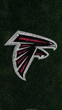 Atlanta Falcons Mobile Logo Wallpaper