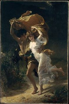 The Storm (Pierre-Auguste Cot).