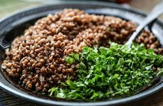 How to make diet with buckwheat Diet on buckwheat and kefir helps not only to improve health, but also without much difficulty and . Healthy Soup Recipes, Diet Recipes, Healthy Snacks, Eat Healthy, Kefir, Bacon And Egg Casserole, Gluten Free Grains, Starchy Foods, Nutrition