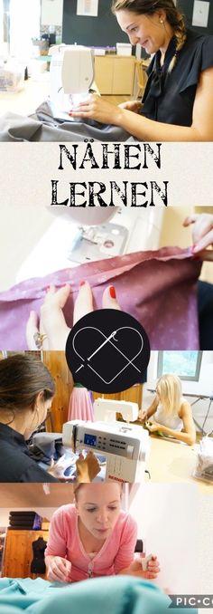 Mit den hilfreichsten DIY-Video-Anleitungen von der Kleidermacherin einfach nähen lernen! Kleidung nähen leicht gemacht. Hier geht's zu den Videos: