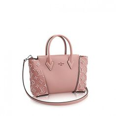 Handbag W BB Louis Vuitton
