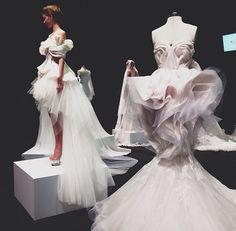 Lan Yu - Bridal SS 2014/2015  Bridal collection during Fashion Week Australia #mbfwa