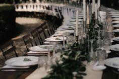The LANE Real Weddings / A Tuscan Countryside Wedding