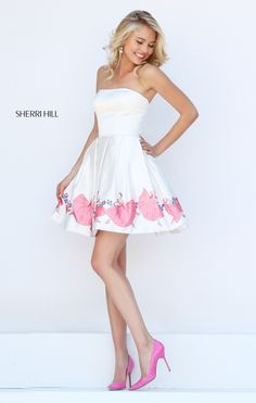 aedff10480 Sherri Hill dresses we have and accessories