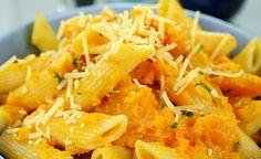 Recipe: Baked Pumpkin Pasta