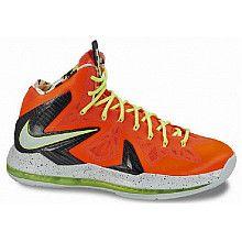 Nike LeBron X PS Elite Basketball Shoe - NBAStore.com ~ya know... I wouldn't mind having these.. AT ALL! Truuuuee #SWAG B-)