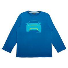 Boy's Range Rover Evoque Long Sleeve T- Shirt