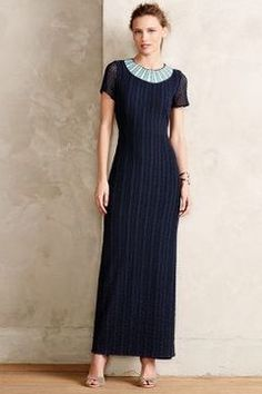 yes please  -- Anthropologie Poesy Maxi Dress  -- http://www.hagglekat.com/anthropologie-poesy-maxi-dress/