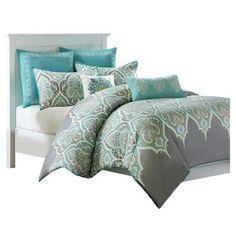 Nisha 5 Piece Twin Comforter Set