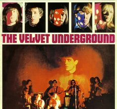First album of the #VelvetUnderground with #Nico produced by #AndyWarhol