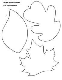 free printable leaf templates lots more shapes on the blog