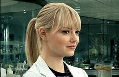 Gwen Stacy (Emma Stone), The Amazing Spiderman