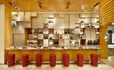 Louis Vuitton Store Interior #architecture #interior #marino #peter Pinned by www.modlar.com