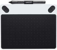 Zvětšit obrázek produktu: Wacom Intuos Draw Pen S, bílá