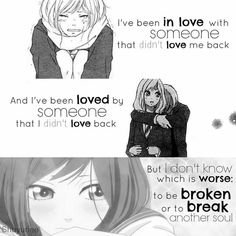 Anime : ao haru ride