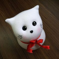 16th Sept (Sun), Morning Slot (10am-12:30pm) - Sewing Class - Sock Doll Kitty - Classes