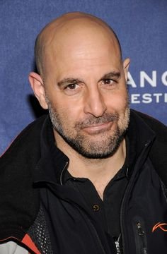 Stanley Tucci -- maybe the best character actor, ever. He's been in everything and he's amazing in everything.