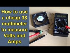 There are a lot of videos about multimeters, but I wanted to make a quick step-by-step guide for dummies using my DT830B! It's easy to measure the voltage input or...
