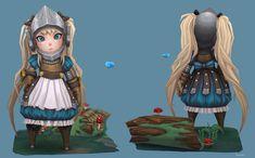 Alice by YBourykina - looks like Poppy skin