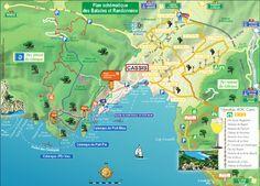 Balade aux calanques de Cassis et sur la route des Crêtes | Trendy Escapes