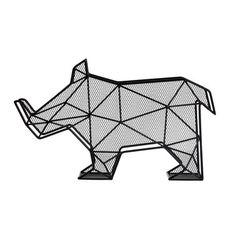Fab.com | Found by Fab: Rhino Magazine Rack. Beyond cool.