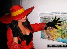 Where in the World is...#literary #costumes #halloween